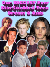 Our Biggest-Ever Star-Studded Teen DreamQuiz